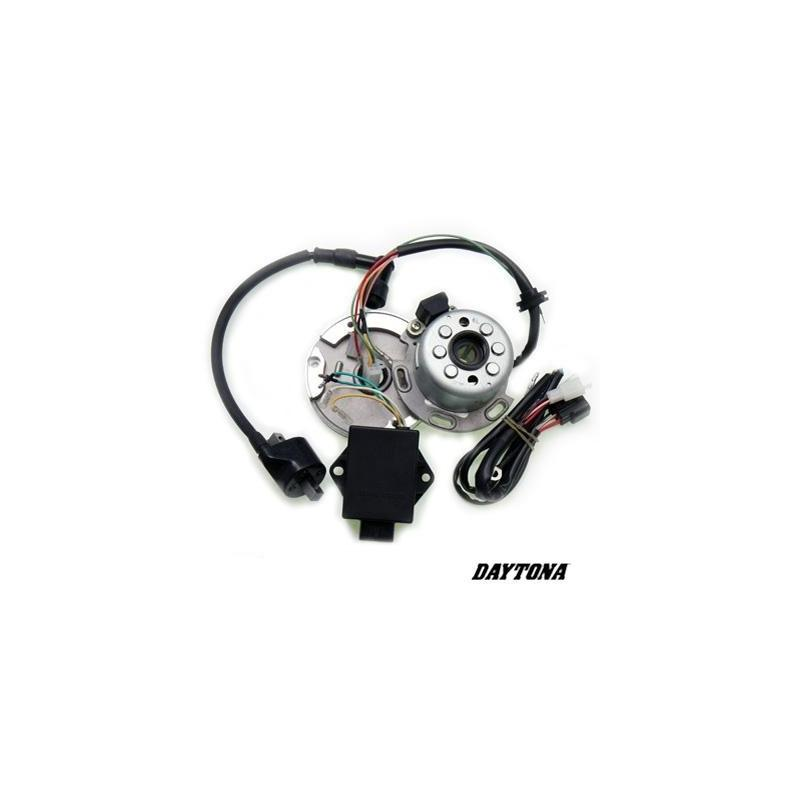 DAYTONA REMOVABLE IGNITION KIT