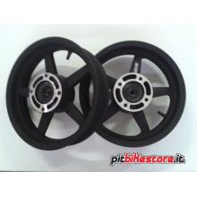 SET CERCHI SUPERMOTO 2.50/3.00-12 TUBELESS