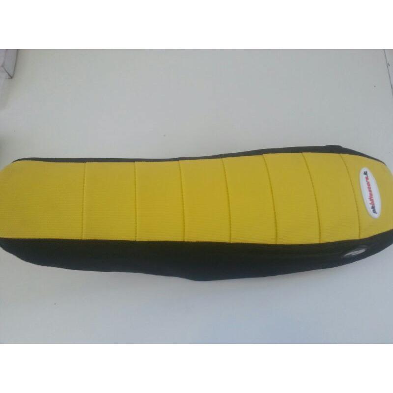 CRF 70 YELLOW/BLACK PIT BIKE COVER SEAT