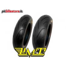 SET PMT BLACKFIRE 100/90-12 S + 120/80-12 S