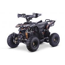 SET PLASTICHE NERE ATV 70
