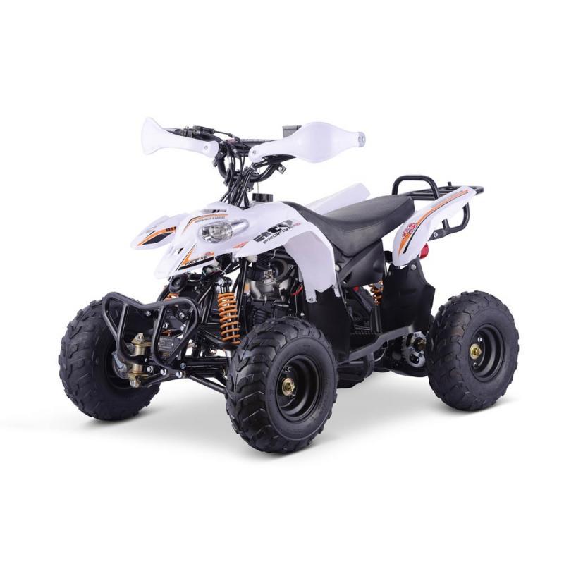 SET PLASTICHE ATV 70