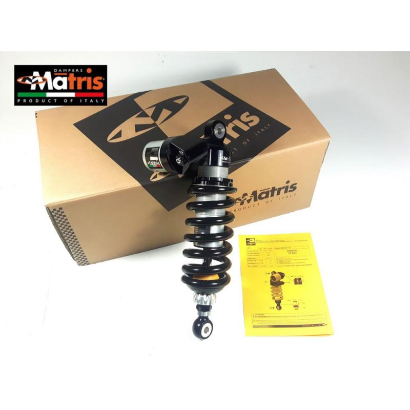 MATRIS REAR SHOCK 325/334MM BLACK EDITION
