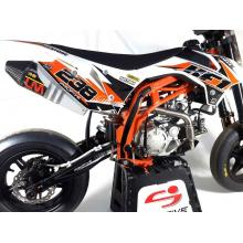 LM R8 EXHAUST SYSTEM - CRF