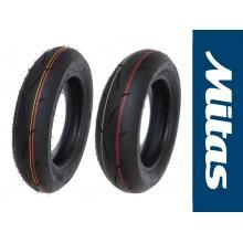 SET MITAS MC35 100/90-12 S + 120/80-12 M