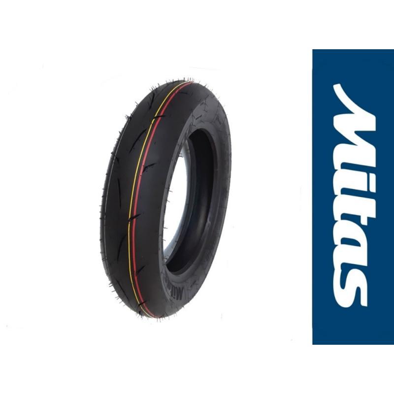 MITAS MC35 TYRE 100/90-12 SOFT