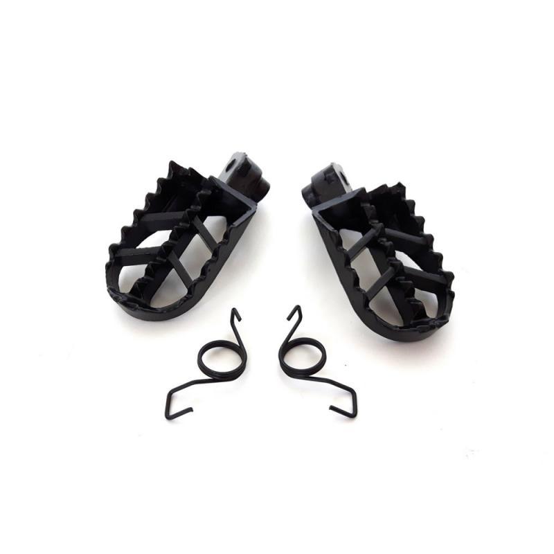 STAINLESS STEEL FOOT PEG KIT