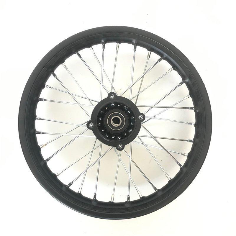 cerchio posteriore 12 pit bike