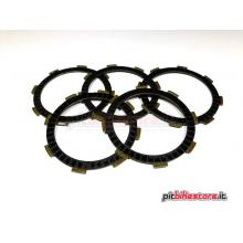 SET OF 5 CLUTCH PLATES GPX-YX-DT