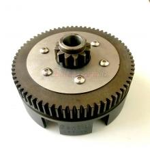 5 DISCS CLUTCH BELL MADE IN ITALY