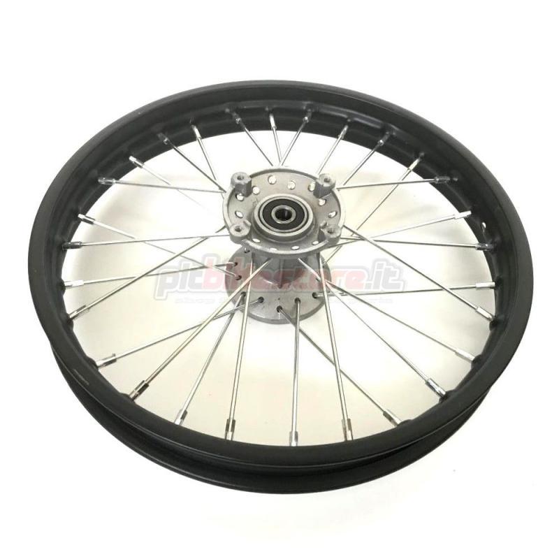 cerchio anteriore 14' minicross