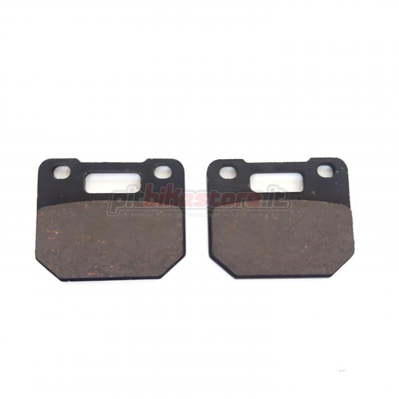 4 piston radial brake pads