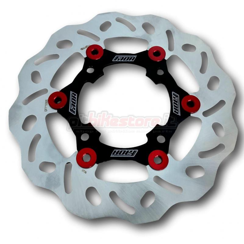 FAOR FLOATING BRAKE DISC 220MM 4 HOLES