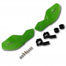 GREEN UNIVERSAL MX HANDGUARDS