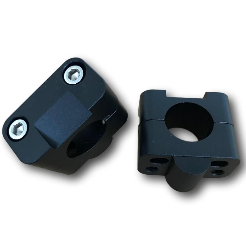 HANDLEBAR ADAPTER FROM 22MM TO 28MM PLATE