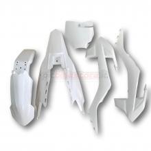 KTM PIT BIKE 2020 WHITE PLASTICS