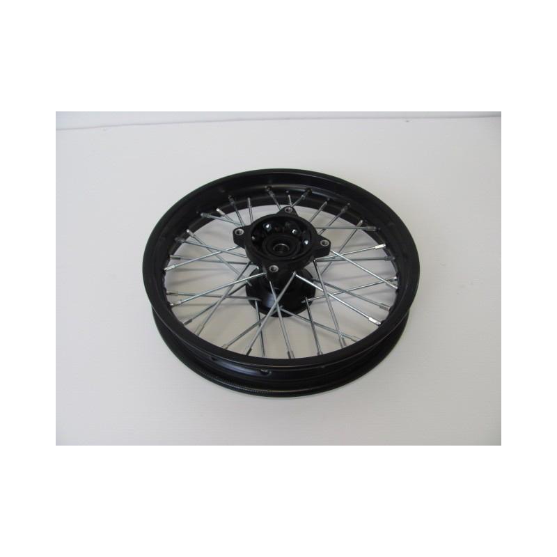 cerchio anteriore 12'