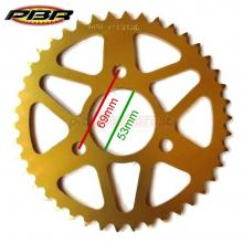 41T PBR ERGAL REAR SPROCKET 3-HOLE