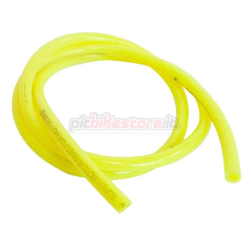 YELLOW FUEL HOSE LINE