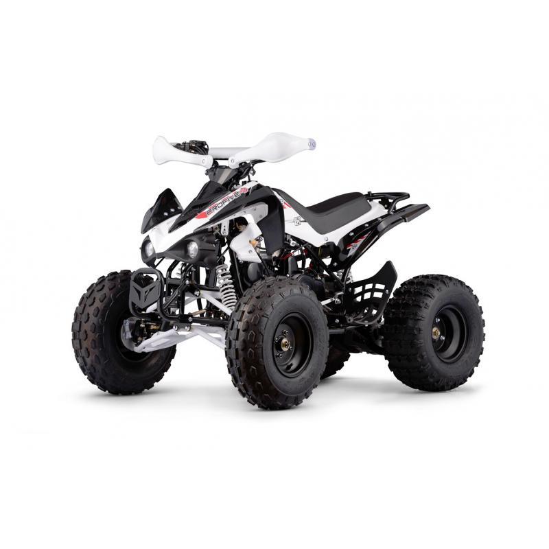 ATV 125 WHITE PLASTICS SET