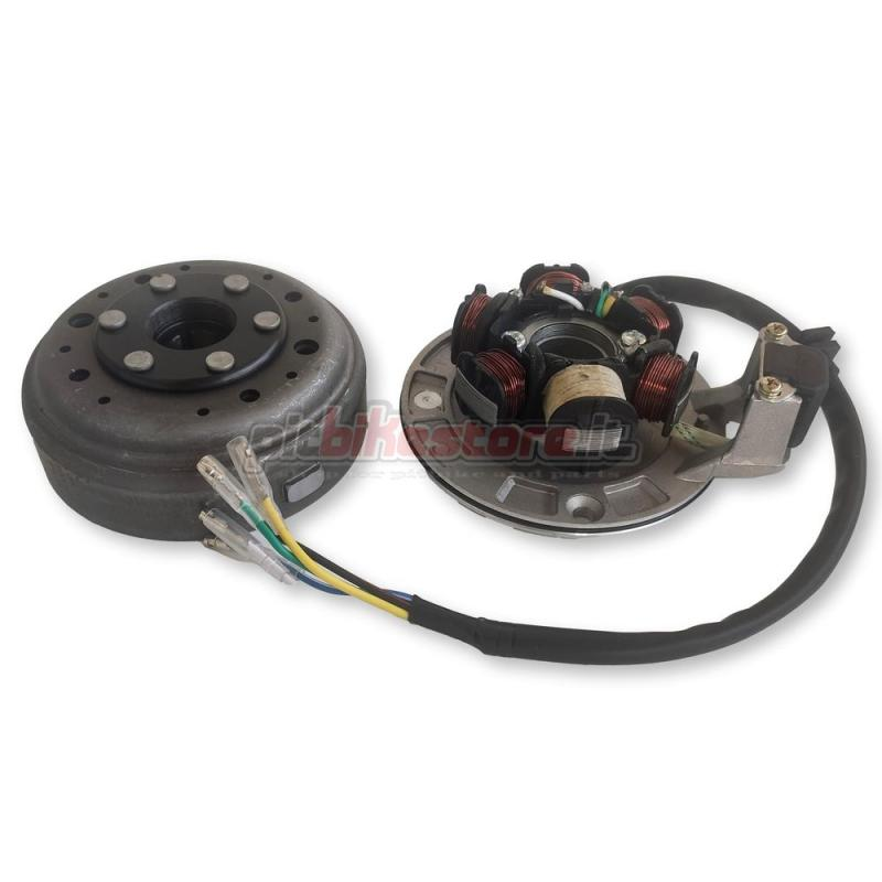 HIGH WEIGHT OUTER ROTOR IGNITION STATOR