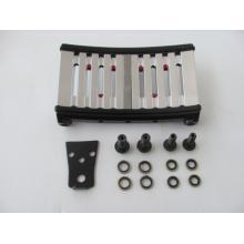 radiatore olio alluminio