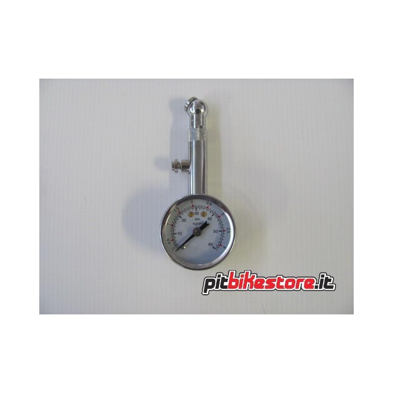 manometro pressione gomme