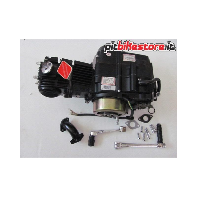 90CC SEMI-AUTO ENGINE